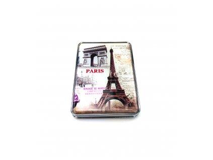 Kapesní zrcátko hranaté - Paris