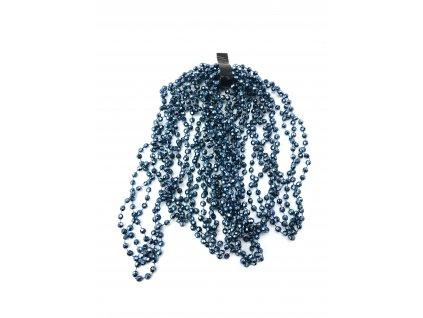 Vánoční řetěz na stromeček - perličky (270 cm)