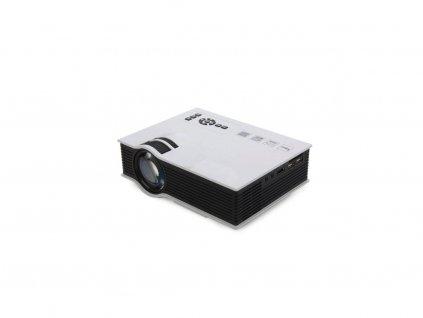 Přenosný mini projektor LCD Unic UC40 + 800LM