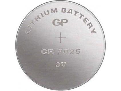 Knoflíková baterie - CR2025 (5 ks)