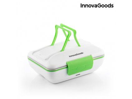 elektricka krabicka na jidlo pro innovagoods 50 w bilo zelena (6)