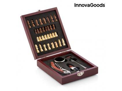 set na vino a sachy innovagoods 37 casti (5)