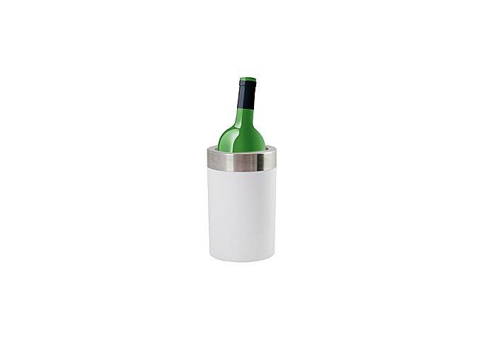INVOTIS Chladič na víno Cold As Ice, bílý