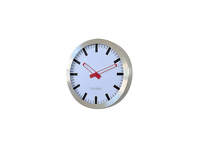INVOTIS Hodiny Clock Station XXL, 60 cm
