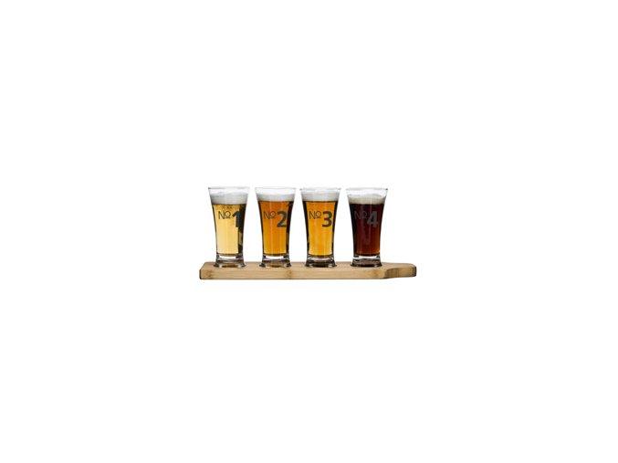 SAGAFORM Degustační sada Beer Tasting Set