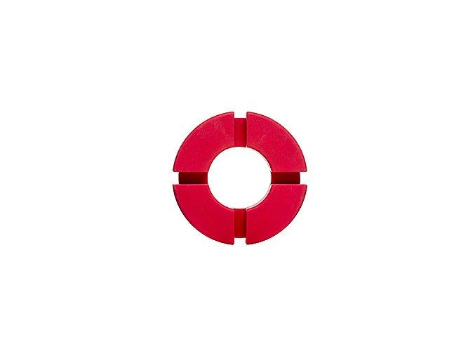 SAGAFORM Podložka / stojánek Cook´n´Read, červená