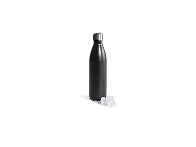 SAGAFORM Termoláhev Hot&Cold, 750 ml, černá