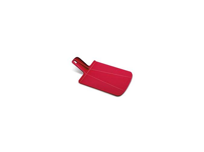 Skládací krájecí prkénko JOSEPH JOSEPH Chop2Pot™ Plus, malé / červené