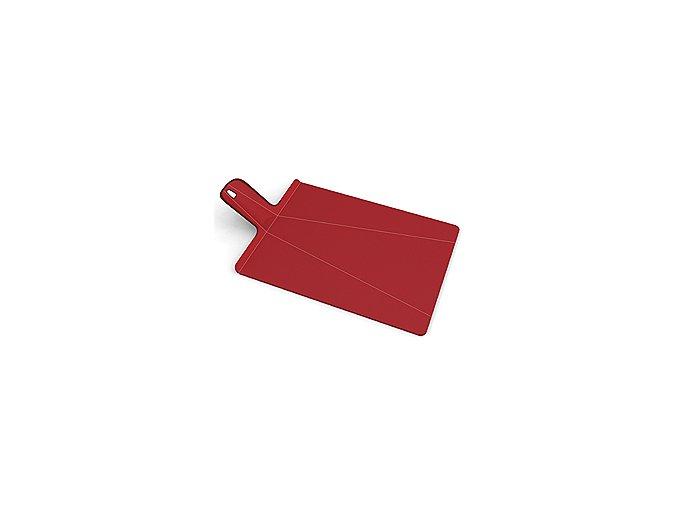 JOSEPH JOSEPH Skládací krájecí prkénko Chop2Pot™ Plus, velké / červené
