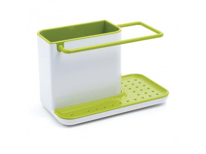 Stojánek na mycí prostředky JOSEPH JOSEPH Caddy™ Sink Tidy, bílý - zelený