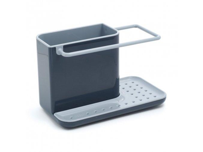JOSEPH JOSEPH Stojánek na mycí prostředky Caddy™ Sink Tidy, šedý