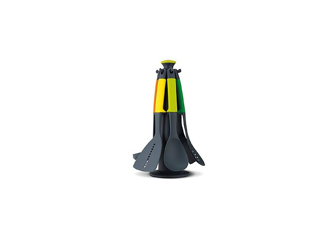 JOSEPH JOSEPH Rotační stojan s nástroji Elevate™ Carousel, barevný