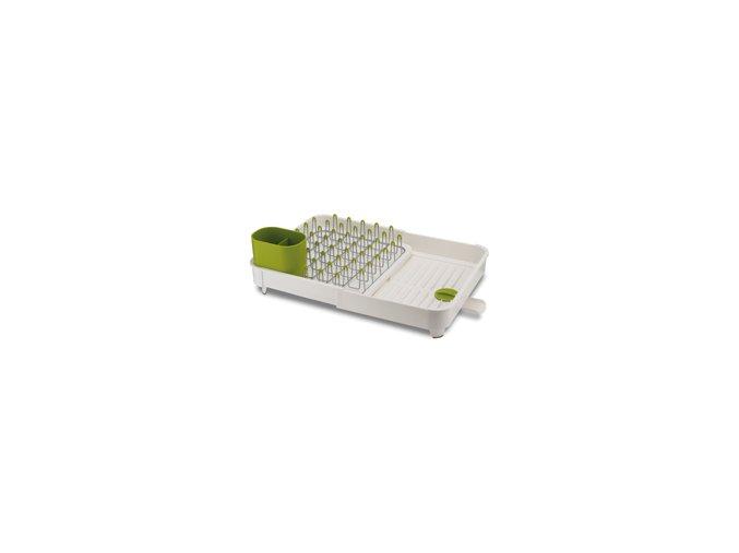 Odkapávač rozšiřovatelný JOSEPH JOSEPH Extend™, bílý - zelený