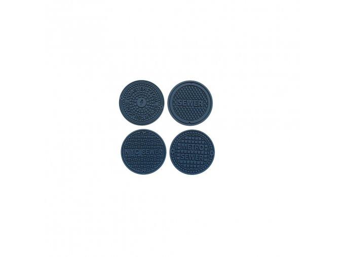 24275 podlozky pod sklenice invotis manhole 4ks