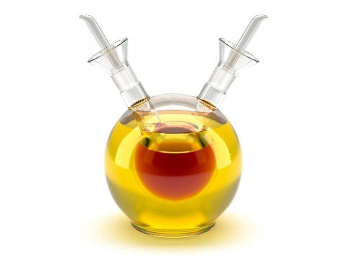 33392 5 33392 dvojstenna nadoba na olej a ocet balvi sfera 23669 100 25ml