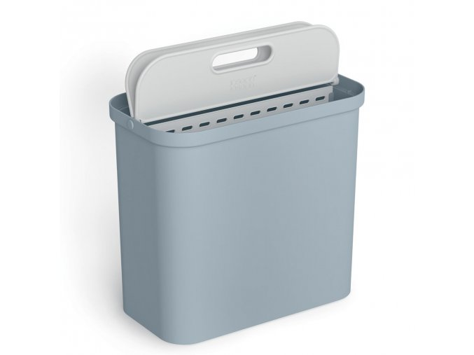 33947 4 jj gorecycle 28 litre recycling caddy blue 30110 co4