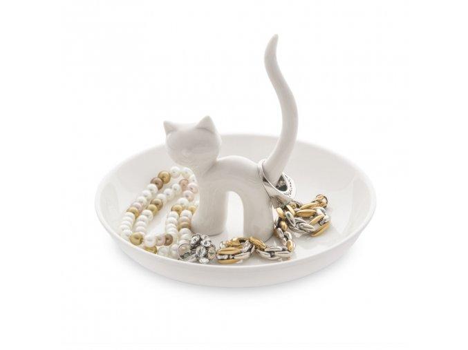 BALVI Stojánek na šperky Kočka XL