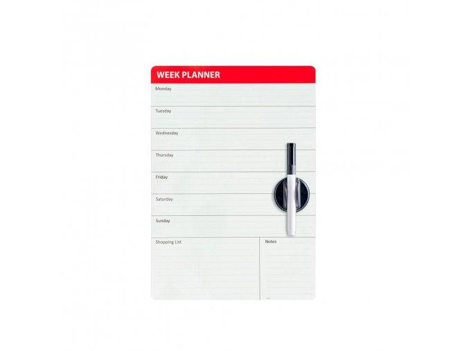Tabule na lednici BALVI Week Planner