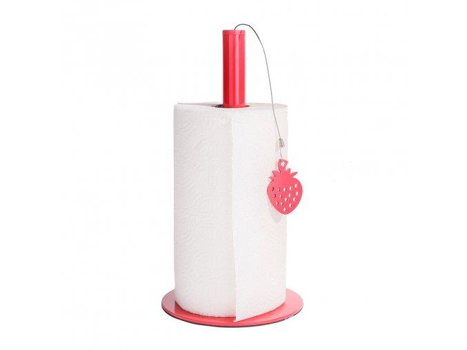 BALVI Stojan na role papírových utěrek Strawberry