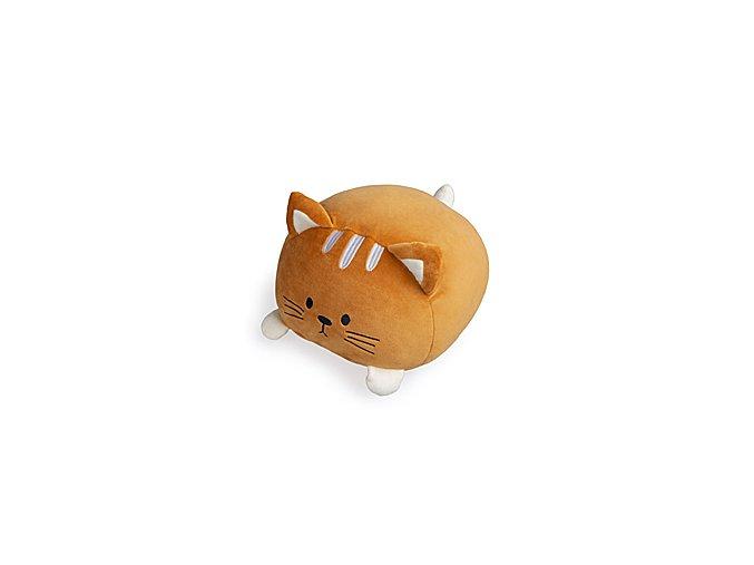 BALVI Polštářek Kitty, hnědý