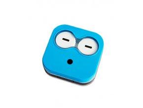 Pouzdro na čočky BALVI Emoji, modré