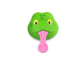 FRED Dětská lžička Feed Me Frog