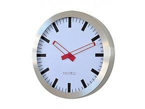Hodiny INVOTIS Clock Station XXL, 60 cm