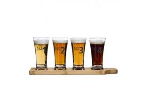 Degustační sada SAGAFORM Beer Tasting Set