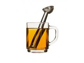 Čajové sítko SAGAFORM Tea 2-in-1