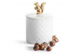 Dóza SAGAFORM Squirrel Jar