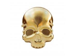 Víceúčelová svorka SUCK UK Skull Clips