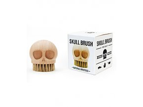 Kartáč SUCK UK Skull Brush