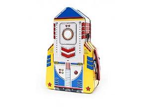 Kufřík na svačinu SUCK UK Rocket Lunch Box