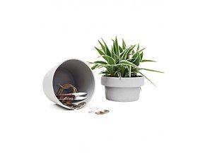 SUCK UK Květináč Plant Pot Hideaway
