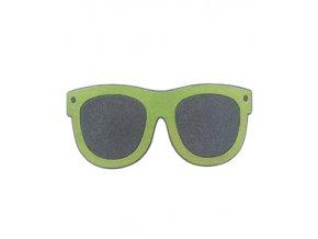 Rohožka BALVI Sunny Day, zelená