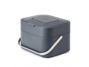 25931 4 25931 nadobka na kompostovatelny odpad joseph joseph stack 4l graphite