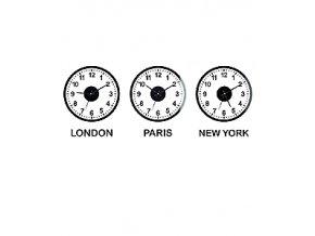 BALVI Sada hodin World Clock, šířka od 120 cm