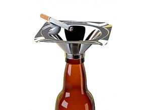 BALVI Popelník na pivní láhve Party