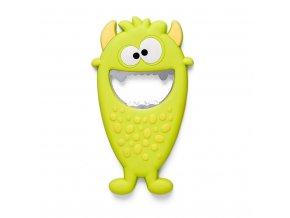 Magnetický otvírák BALVI Monster, zelený