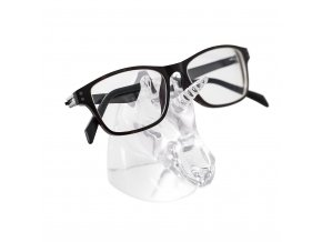 BALVI Stojánek na brýle Unicorn, průhledný