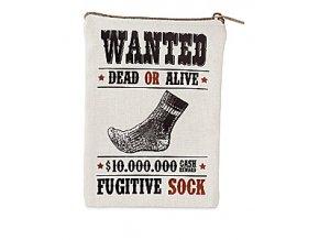 Pouzdro na osamělé ponožky BALVI Wanted