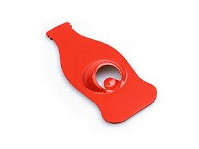 BALVI Magnetický otvírák Soda, červený