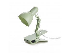 USB lampička s klipsem BALVI Clamp, zelená