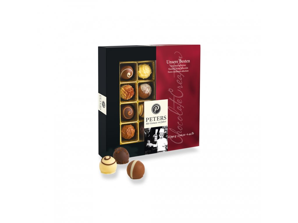 Alesiocz Peters pralinen Best Selection 200g