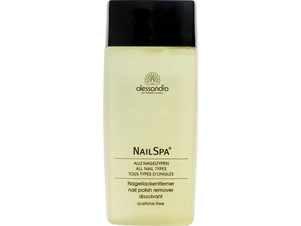 Nail Spa Odlakovač lotos 120 ml