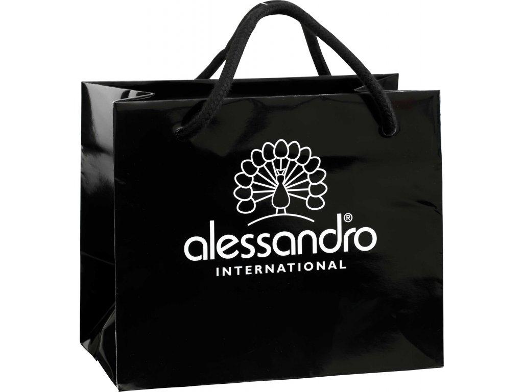Alessandro papírová taštička mini 12cmx14cm