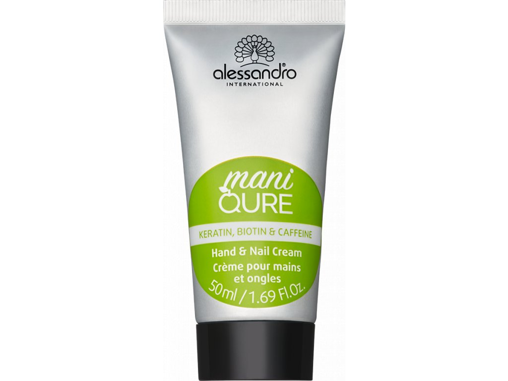 12 505 Maniqure Hand Nail Cream Tube 50ml