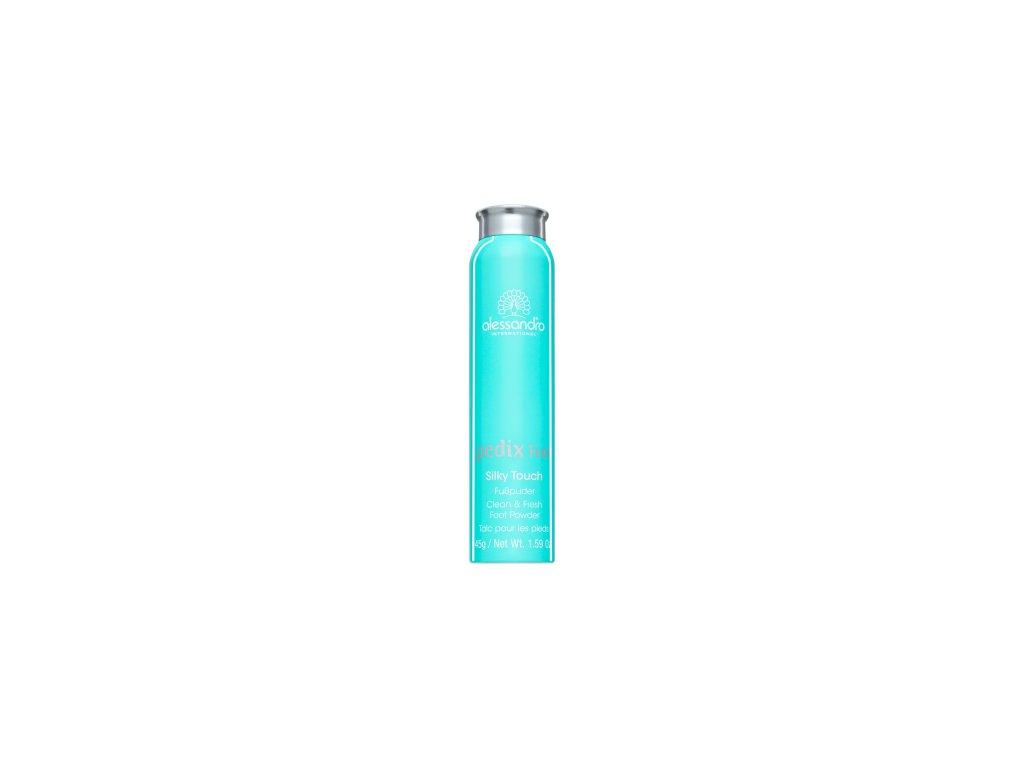 Pedix silky touch powder 45 g-perleťový pudr