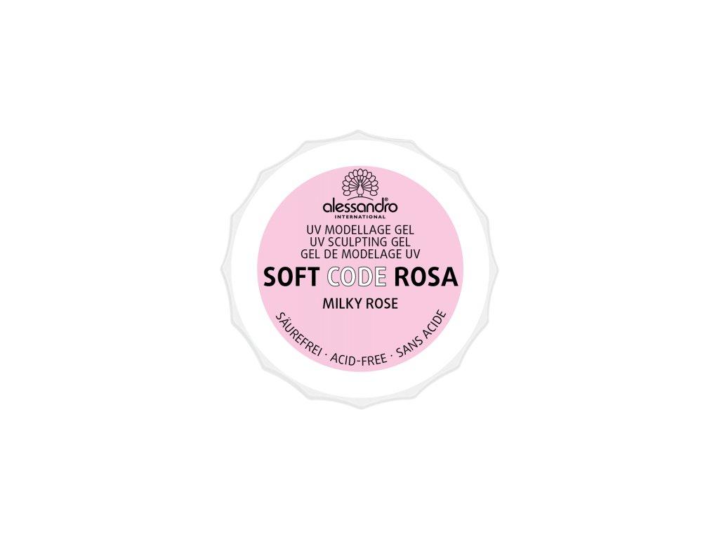 01 954 Soft Code ROSA Gel D FAKE