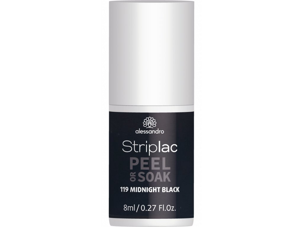 48 119 Striplac PeelOrSoak MidnightBlack 8ml FAKE